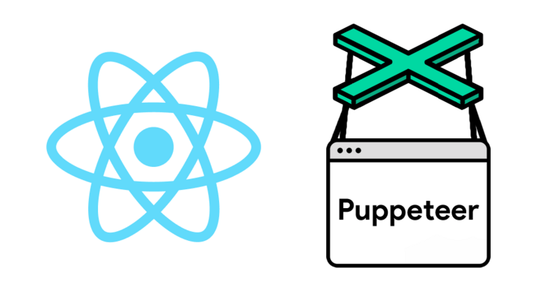 Test user sign-up in React with Jest and Puppeteer