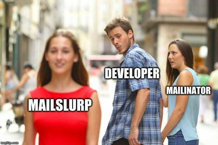 Alternatives to Mailinator
